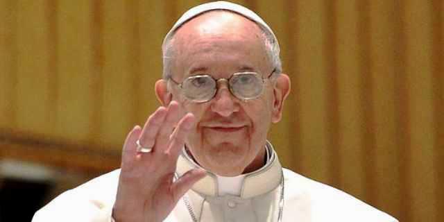 Pape François élu en mars 2013