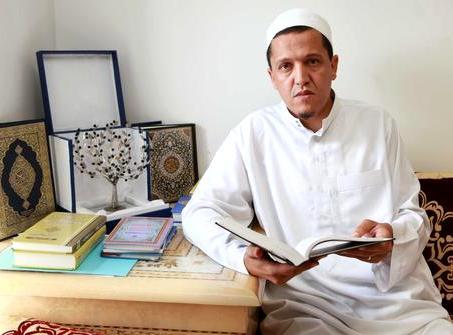 Imam chalghoumi hassen président de la Conférence des imams de France